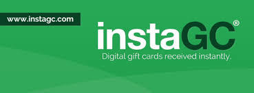 You can use InstaGC, pictured here, to make extra money while you are on the Internet.
