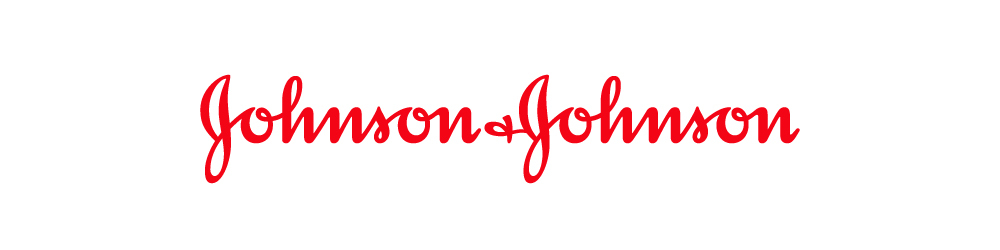 The logo of Johnson and Johnson one of many companies that dividend growth investors like.