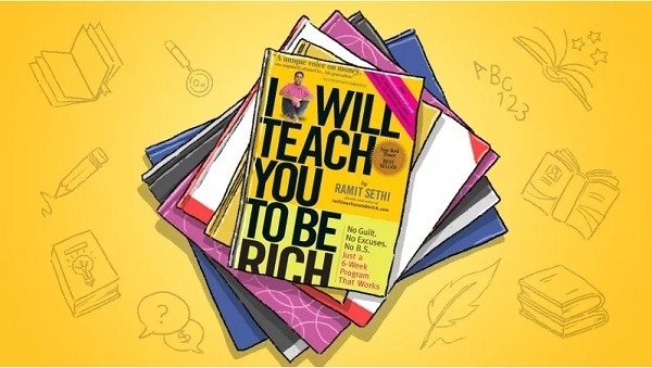 The cover of Ramit Sethi's I Will Teach You To Be Rich