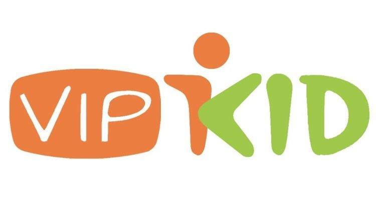 VIPKID Logo a great way to get paid in your spare time teaching English to children.