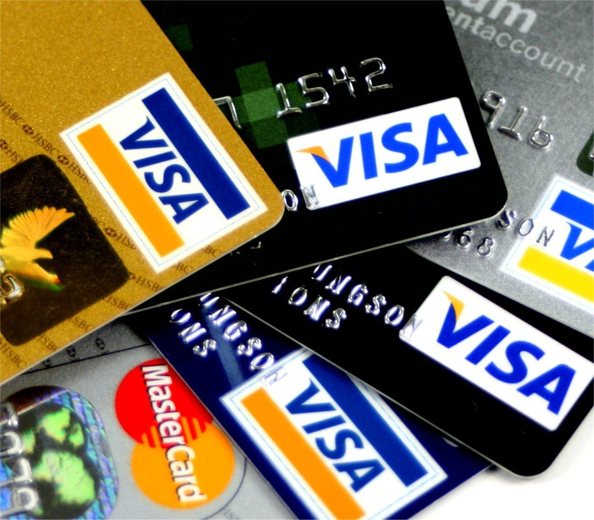 Images of credit cards which are toxic towards you long-term ability to save and make money.