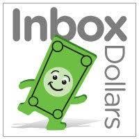 Here we see the Inbox Dollars company logo which represents a chance to make money using surveys online.