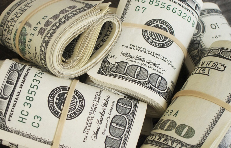 An image of money which you can make a lot of with this paid survey company, if you have patience.