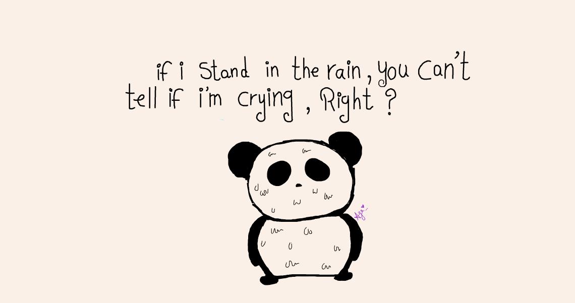 A cartoon summarizing how it feels when you reach breaking point.