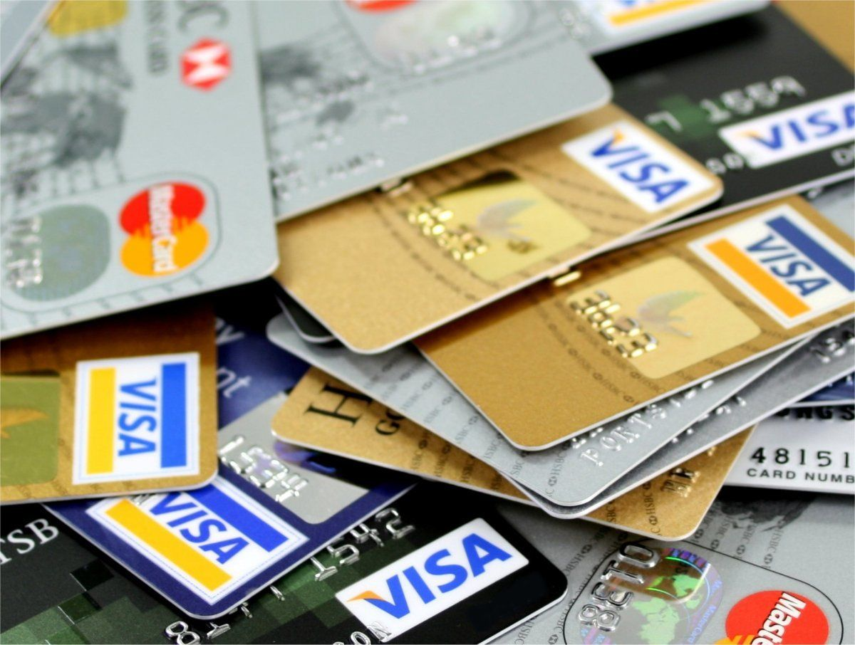 Credit cards. They're the devil's favorite trick for your finances.