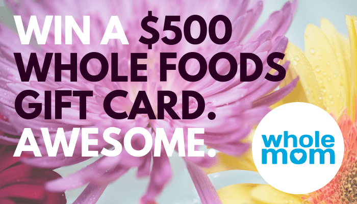 $500 Whole Foods Gift Card Giveaway | Money Nuts