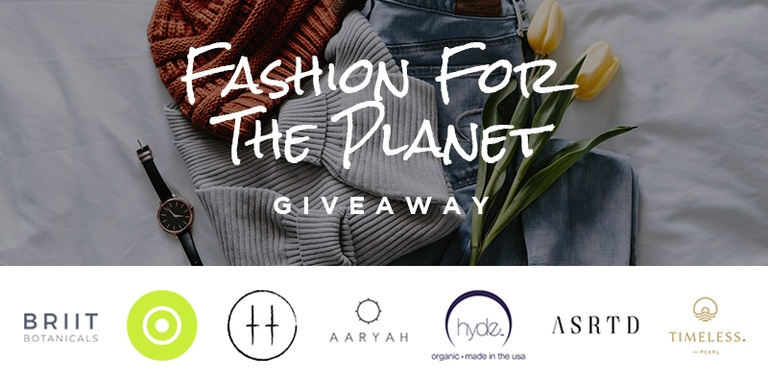 fashion for the planet