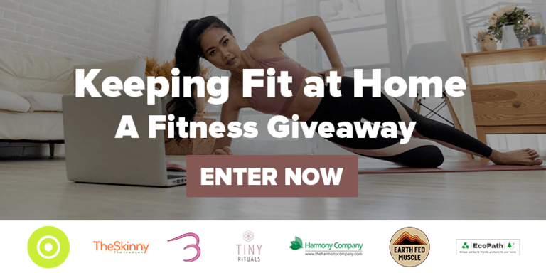 fit at home giveaway
