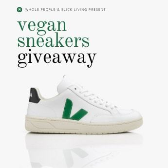 vegan sneakers giveaway
