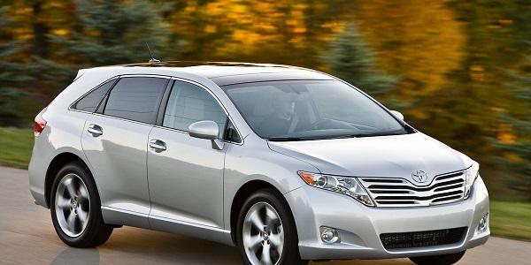 $40,000 2021 Toyota Venza XLE Sweepstakes